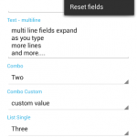 Form Fill View Mode: Intuitive, Per Page