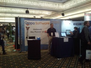 Qoppa Software Booth at JavaOne 2013