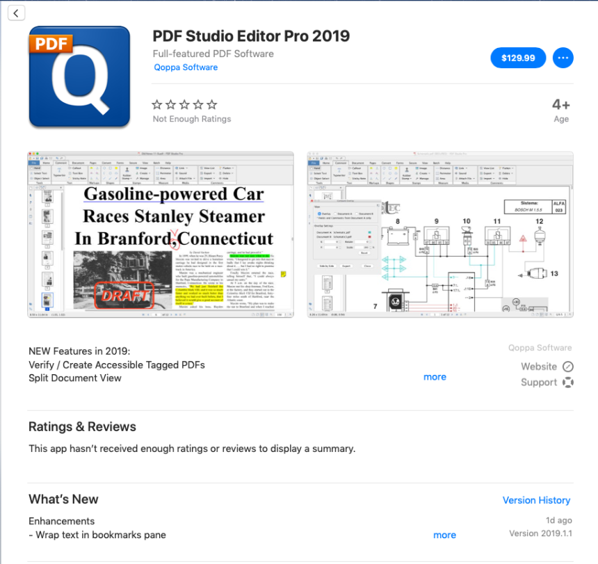 PDF Studio Pro Editor on the Mac App Store