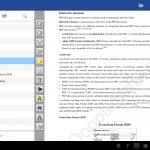 qPDF View Outline inside PDF