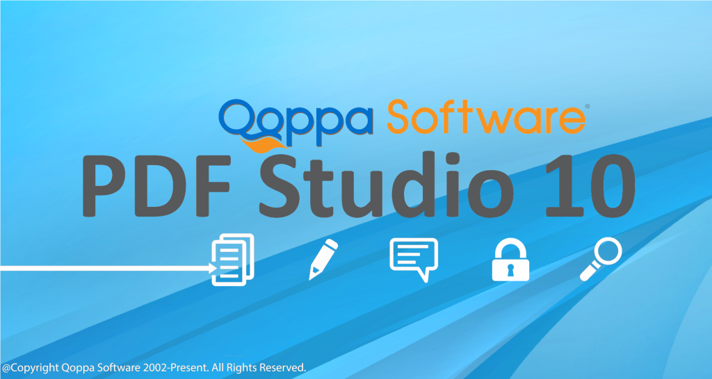 PDF Studio 10 Splash Screen